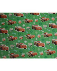 Disney Cars Wrapping paper 03 (pack of 5)
