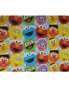 Elmo themed Wrapping paper (pack of 5)