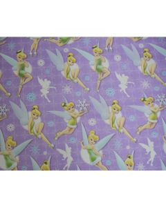 Tinkerbell Wrapping paper (pack of 5)