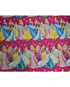 Disney Princess Wrapping paper-02  (pack of 5)