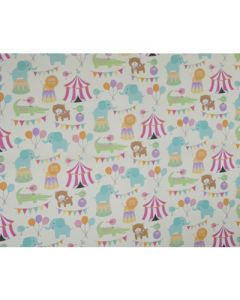 Carnival Wrapping paper (pack of 5)