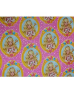 Princess Wrapping paper (pack of 5)
