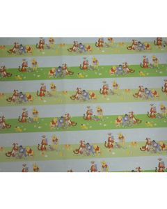 Winnie the pooh Wrapping paper (pack of 5)