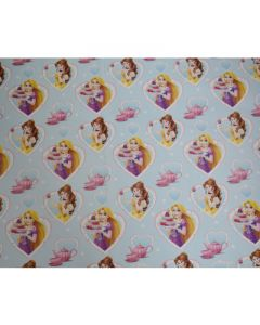 Disney Tangled Wrapping paper  (pack of 5)