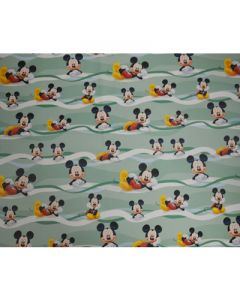 Mickey Wrapping paper (pack of 5)