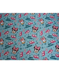 Minnie Daisy Wrapping paper (pack of 5)