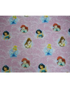 Disney Princess Wrapping paper-01  (pack of 5)