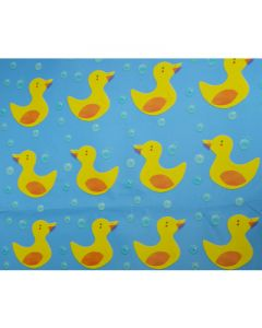 Rubber Ducky Wrapping paper  (pack of 5)