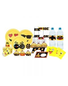 Emoji Tableware Package