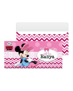 Minnie Mouse Money Envelopes