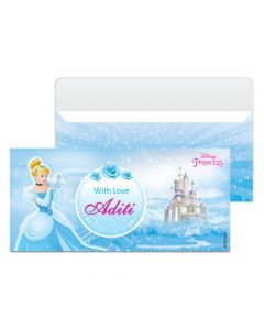 Disney Cinderella Money Envelopes