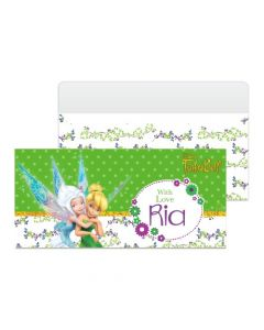 Tinkerbell Money Envelopes