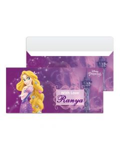 Tangled / Rapunzel Money Envelopes