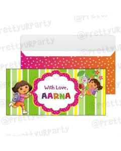 Dora the Explorer Money Envelopes