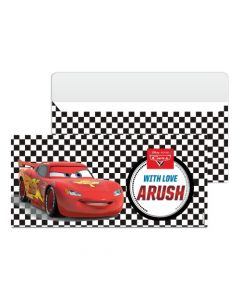 Disney Cars Money Envelopes