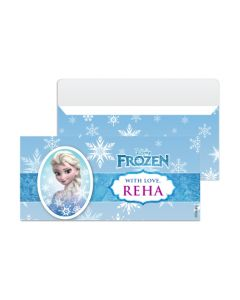 Frozen Money Envelopes
