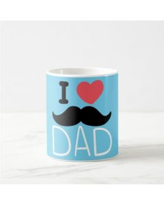 Fathers Day I Love Dad Mug