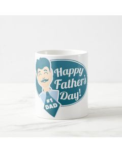 Fathers Day Happy Fathers Day No 1 Dad Mug