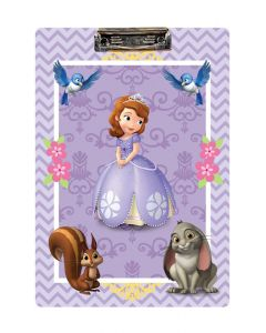Sofia the first inspired Clipboards