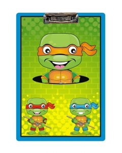 Ninja Turtles Clipboards