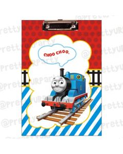 Personalised Thomas the Train Clipboards