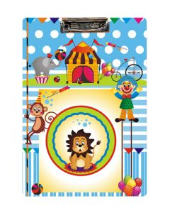 circus clipboards