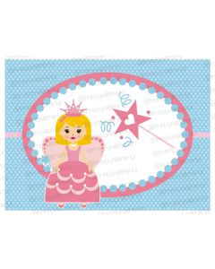 Fairy  Princess Table Mats