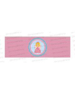 Fairy  Princess Wrist Bands