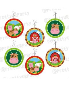 Farm friends theme Danglers