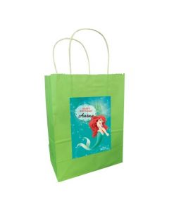 Ariel the Mermaid favor bags