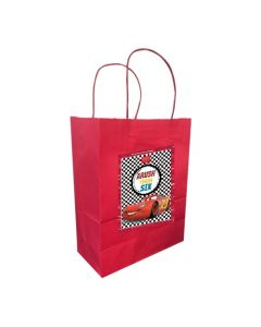 Disney Cars favor bags