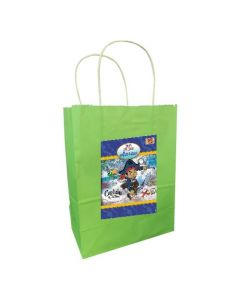 Captain Jake and the Neverland favor bags