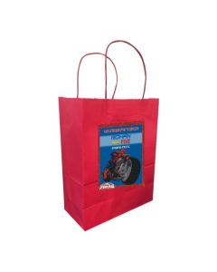 Spiderman Favor Bags