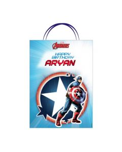 Captain America Gift bags