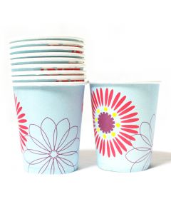 Flower Paper Cups