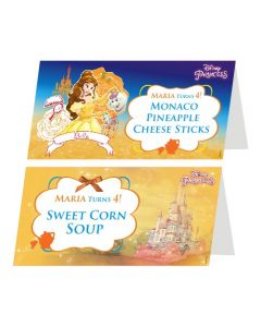 Belle Food Labels