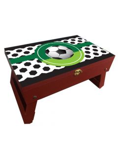 Football Folding Storage Table