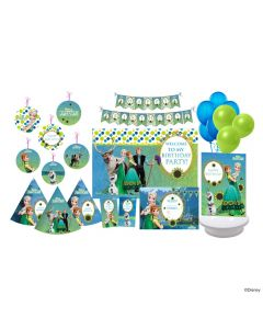 Disney Frozen Fever Party Decorations