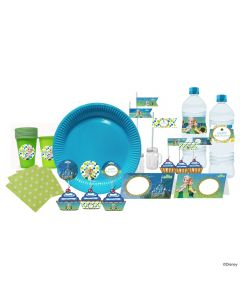 Disney Frozen Fever Tableware Package