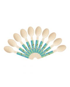 Frozen Fever Theme Spoons