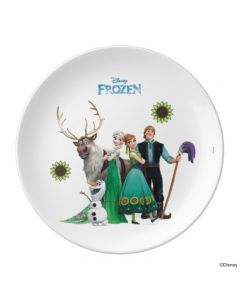 Disney Frozen Fever Personalised Plate
