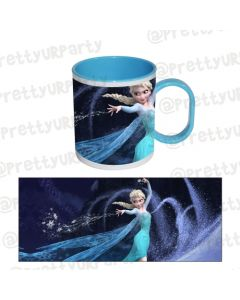 Personalised Inside Colour Frozen Mug