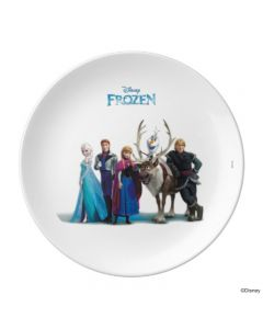 Disney Frozen Personalised Plate
