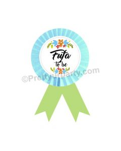 Fufa to be Rosette Badge