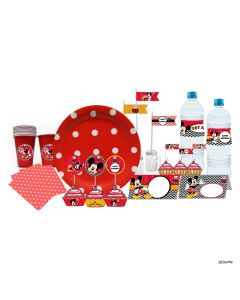Disney Mickey Mouse Tableware Package