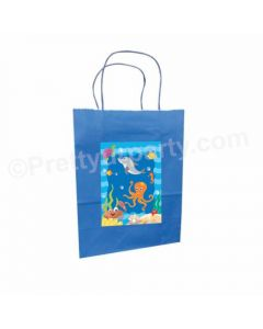 Under The Sea Gift Bags - Pack of 10