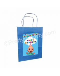 Cocomelon Gift Bags - Pack of 10