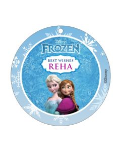 Frozen Best Wishes Cards