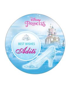 Disney Cinderella Best Wishes card