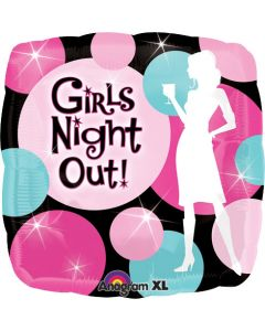 Anagram Girls Night Out Balloon